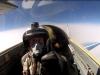 Lot na krawędź stratosfery myśliwcem MiG-29 Fulcrum z bazy Sokol, Rosja