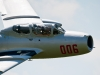 Kokpit MiG-15