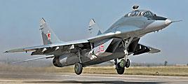 Rosyjski MiG-29