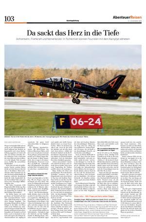 Artykuł z Sonntageitung